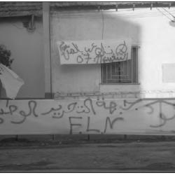 SOUGUEUR (TIARET)   Protestation contre l'insalubrité