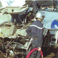 TRAGIQUE ACCIDENT À TIARET  21 morts et 30 blessés