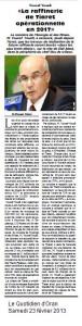 Youcef Yousfi : «La raffinerie de Tiaret opérationnelle en 2017» par El-Houari Dilmi dans AIN KERMES raffinerie-5-76x300