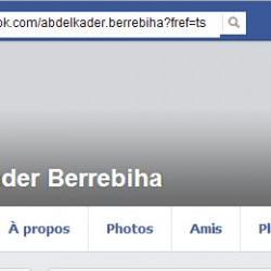 Facebook abdelkader Berrebiha