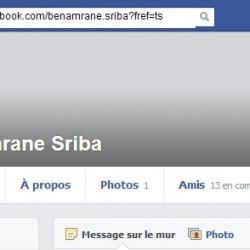 Facebook Benamrane Sriba