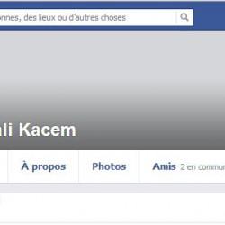 Facebook Boudali kacem