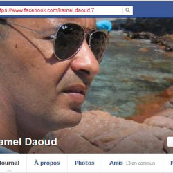 Facebook Kamel Daoud