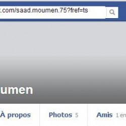 Facebook Saad Moumen
