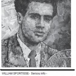 WILLIAM SPORTISSE. Ancien d'Alger Républicain et compagnon d'Henri Alleg -Le parcours heurté d'un communiste algérien