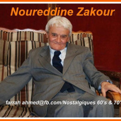 Monsieur Zakour Noureddine