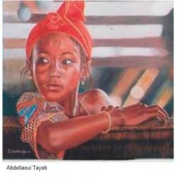 A LA DÉCOUVERTE DE ABDELLAOUI TAYEB Un peintre injustement oublié