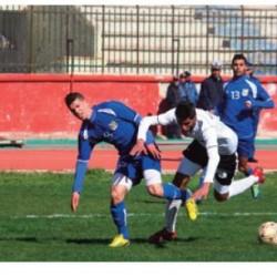 Division nationale amateur Ouest M.Z
