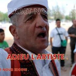 L'artiste Belahcel Abdelkader tire sa révérence