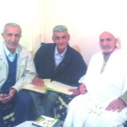Le parcours du combattant Hadj Aroussi Mohamed